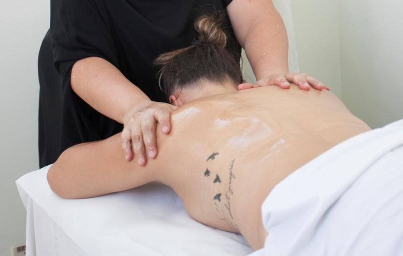 Clínica para Massagem Relaxante Muscular Vila Amélia - Massagem Relaxante para Homem