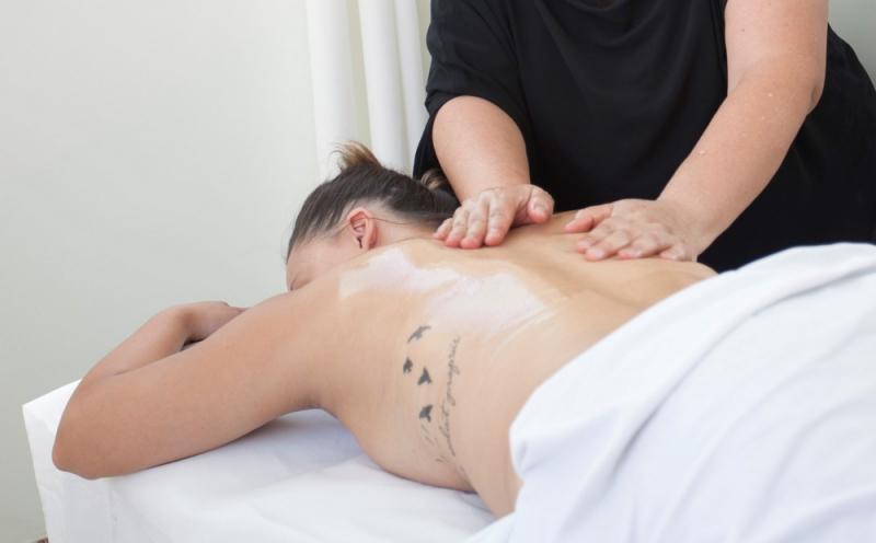 Clínica para Massagem Relaxante Jardim do Colégio - Massagem Relaxante Terapêutica
