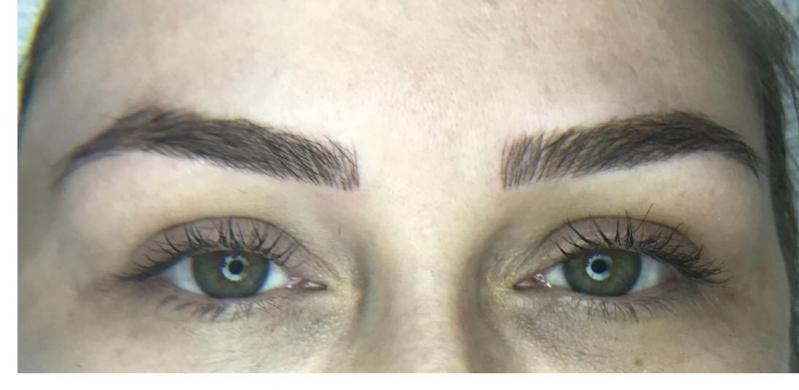 Clínica Que Faz Micropigmentação Sobrancelha Fio a Fio Masculina Jardim Rossin - Micropigmentação Sobrancelha Feminina