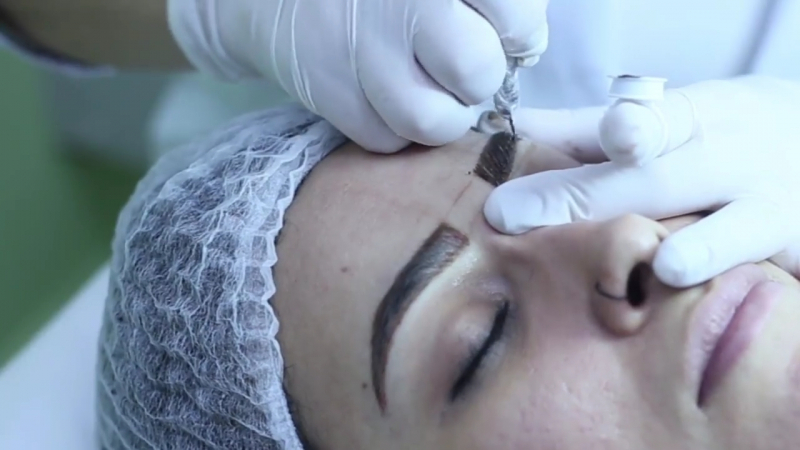 Micropigmentação em Sobrancelha Masculina Fazer Agendamento Vila Nelson - Micropigmentação Sobrancelha Grossa