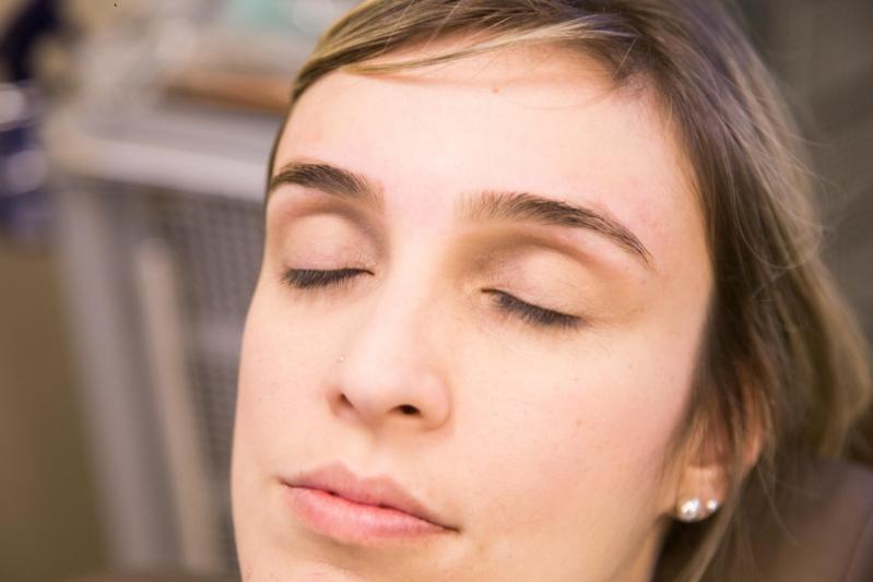 Micropigmentação Sobrancelha Degradê Vila Santa Terezinha - Micropigmentação Sobrancelha para Homens