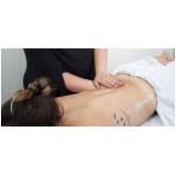 clínica para massagem relaxante com pedras quentes Vila Pereira