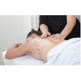 clínica para massagem relaxante Vila Rossin