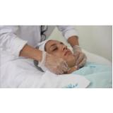 clínica para rejuvenescimento facial estético Vila Paiva