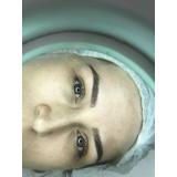 clínica que faz micropigmentação sobrancelha feminina Vila Elisa