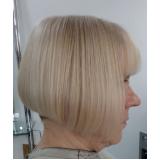 corte de cabelo curto feminino Parque Edu Chaves