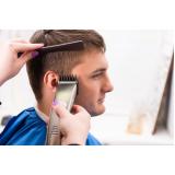 corte de cabelo masculino curto Jardim Primavera