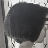 corte de cabelo para rosto redondo Vila Celeste