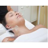 limpeza de pele com extração