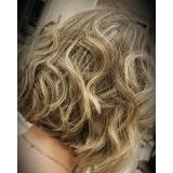 luzes cabelo curto Vila Elisa