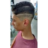 luzes cabelo masculino Vila Gouveia
