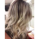luzes cabelo