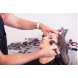 maquiagem para casamento simples Vila Minosi