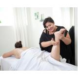 massagem relaxante nas pernas Vila Amélia