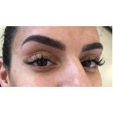 micropigmentação sobrancelha degradê