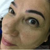 micropigmentação sobrancelha para homens fazer agendamento Vila Nelson