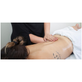 onde faz massagem redutora barriga Vila Eleonore