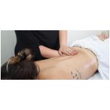 onde tem massagem drenagem linfática Vila Carolina
