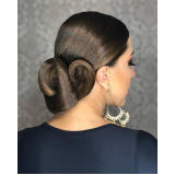 penteados para madrinhas de casamento agendamento Vila Rossin