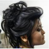 penteados simples para casamento marcar Jardim Santa Inês