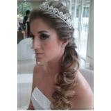 penteados simples para casamento Vila Isabel