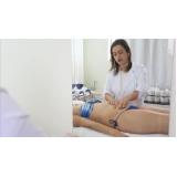 tratamento gordura localizada